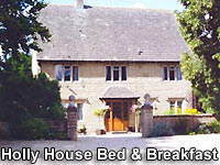 Holly House bed and breakfast, Bourton on the Water