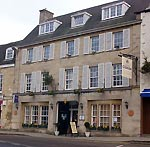 The Crown and Cushion Hotel in Chipping Norton
