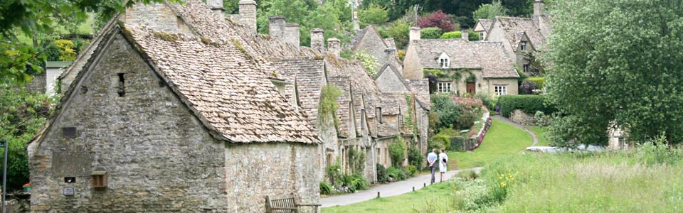 Cotswolds View - Arlington Row, Bibury