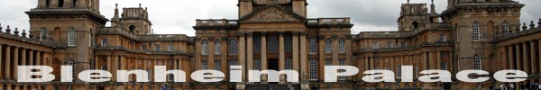 Blenheim Palace. Image copyright CotswoldsWebsite.com