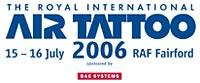 Win tickets to the 2006 Air Tattoo at RAF Fairford