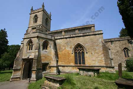 Parish church of St Mary the Virgin in Chipping Norton