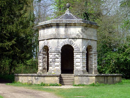 A folly in Cirencester Park