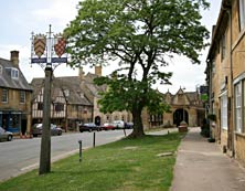 Cotswold towns and villages
