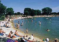 The Cotswold Water Park. A great day out for all the family