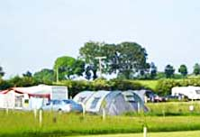 Caravan sites and campsites in the Cotswolds