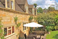 Self catering holiday rentals in the Cotswolds